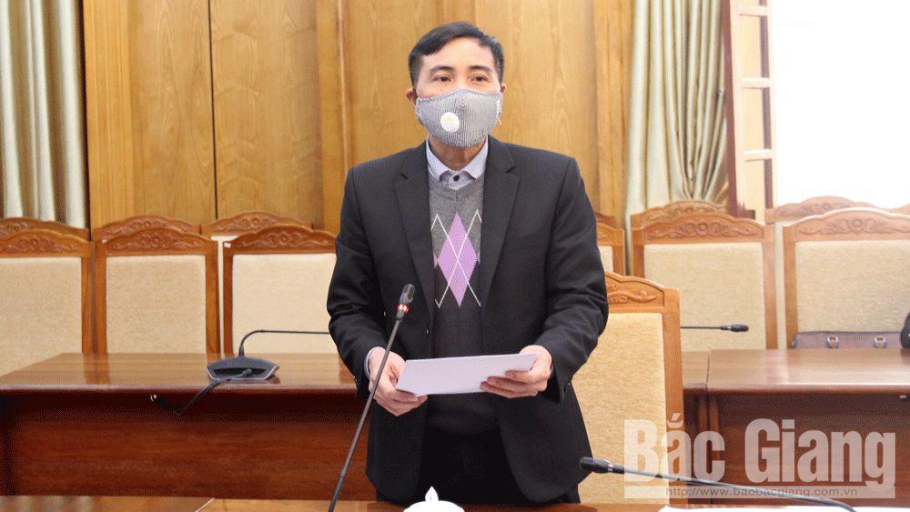 Phó Chủ tịch UBND tỉnh Lê Ánh Dương chỉ đạo: Tiếp tục thực hiện nghiêm việc giãn cách xã hội